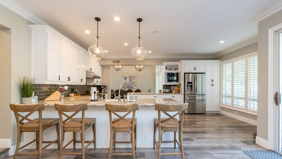 Kitchen Remodeling installed by Stone Mountain Home Improvement